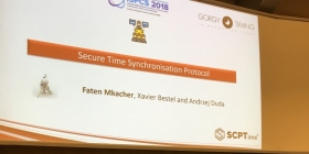 SCPTime lectures at ISPCS in Geneva